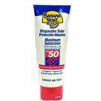Banana Boat Maximum Sunscreen With SPF 50