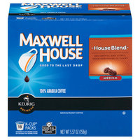 Maxwell House Blend Cafe Collection Medium Roast Coffee K-Cup