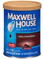 Maxwell House Ground Colombian Medium Coffee