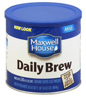 Maxwell House Daily Brew Mild Coffee
