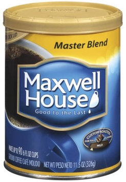 Maxwell House Master Blend Mild Roast Coffee