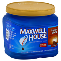 Maxwell House Ground Medium House Blend