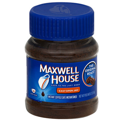 Maxwell House Instant Original Coffee