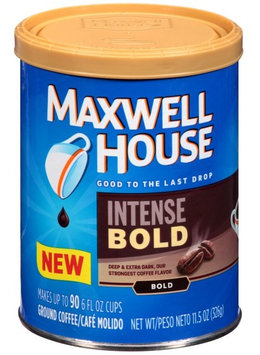 Maxwell House Intense Bold Ground Coffee