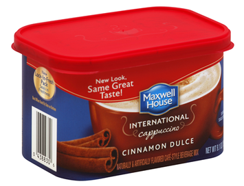 Maxwell House International Cafe Cinnamon Dulce Cappuccino