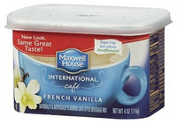 Maxwell House International Cafe Decaffeinated French Vanilla