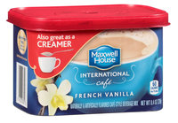 Maxwell House International Cafe French Vanilla