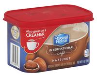 Maxwell House International Cafe Hazelnut