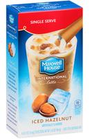 Maxwell House International Cafe Iced Hazelnut