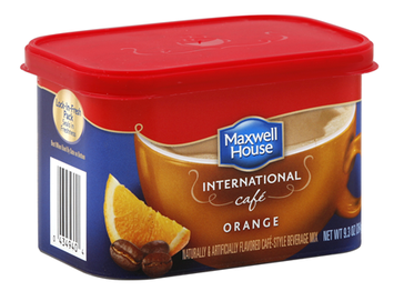 Maxwell House International Cafe Orange