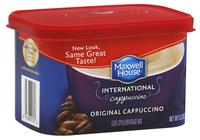 Maxwell House International Cafe Original Cappuccino