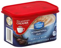 Maxwell House International Cafe Vanilla Bean Latte
