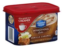 Maxwell House International Latte Vanilla Caramel