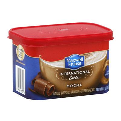 Maxwell House International Latte Mocha