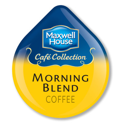 Maxwell House Morning Blend Coffee T-Discs