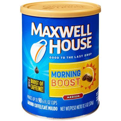 Maxwell House Morning Boost Medium Ground Coffee