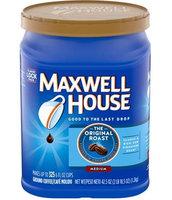 Maxwell House Original Medium Roast Coffee