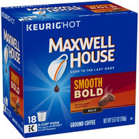 Maxwell House Smooth Bold Ground Coffee K-Cup