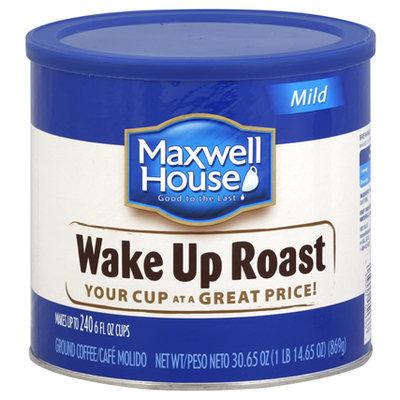 Maxwell House Wake Up Roast Mild Coffee