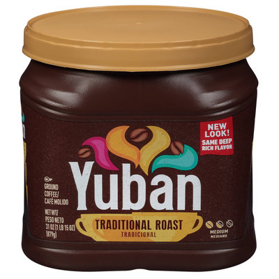 Maxwell House Yuban Medium Roast Premium Coffee