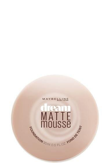 Maybelline Dream Matte® Mousse Foundation
