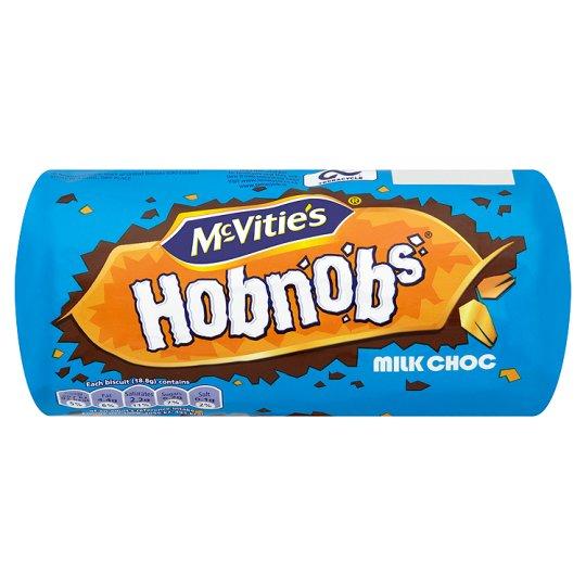 McVitie's® Milk Chocolate Hobnobs