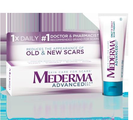 Mederma® Advanced Scar Gel
