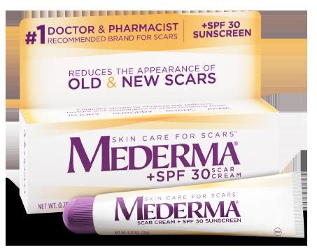 Mederma® Scar Cream Plus SPF 30