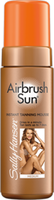 Sally Hansen® Airbrush Sun® Instant Tanning Mousse Lotion