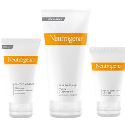 Neutrogena® Complete Acne Therapy System