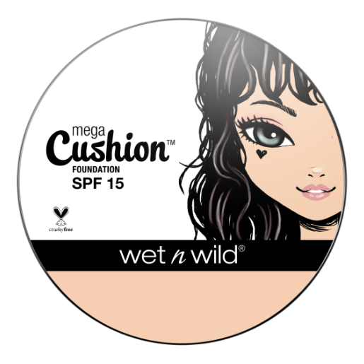 wet n wild MegaCushion Foundation SPF 15