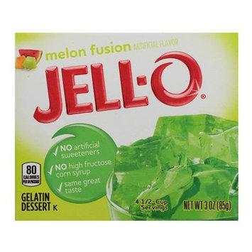 JELL-O Melon Fusion Gelatin Dessert