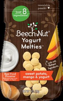 Beech-Nut® Sweet Potato Mango Yogurt Melties™