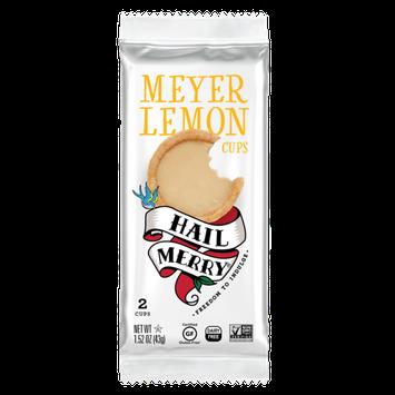 HAIL MERRY® Meyer Lemon Cups