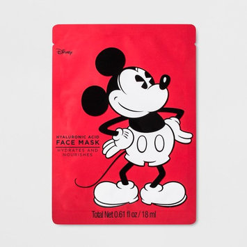 Disney Mickey Mouse Hyaluronic Acid Face Mask