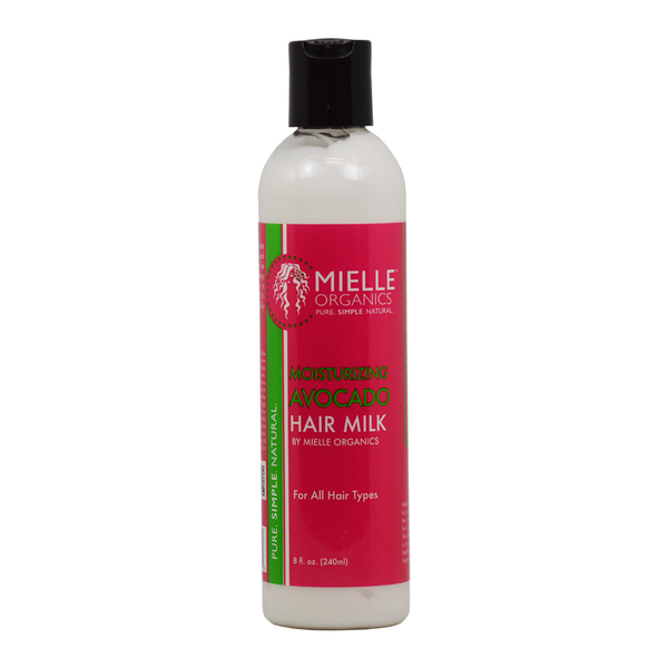 Mielle Organics Moisturizing Avocado 8-ounce Hair Milk
