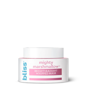 bliss Mighty Marshmallow™ Bright & Radiant Whipped Mask