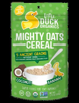 Little Duck Organics Coconut & Banana Mighty Oats