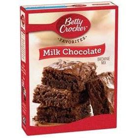 Betty Crocker™ Milk Chocolate Brownie Mix