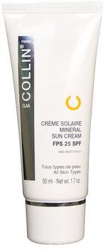 G.M. Collin Mineral Sun Cream Spf 25