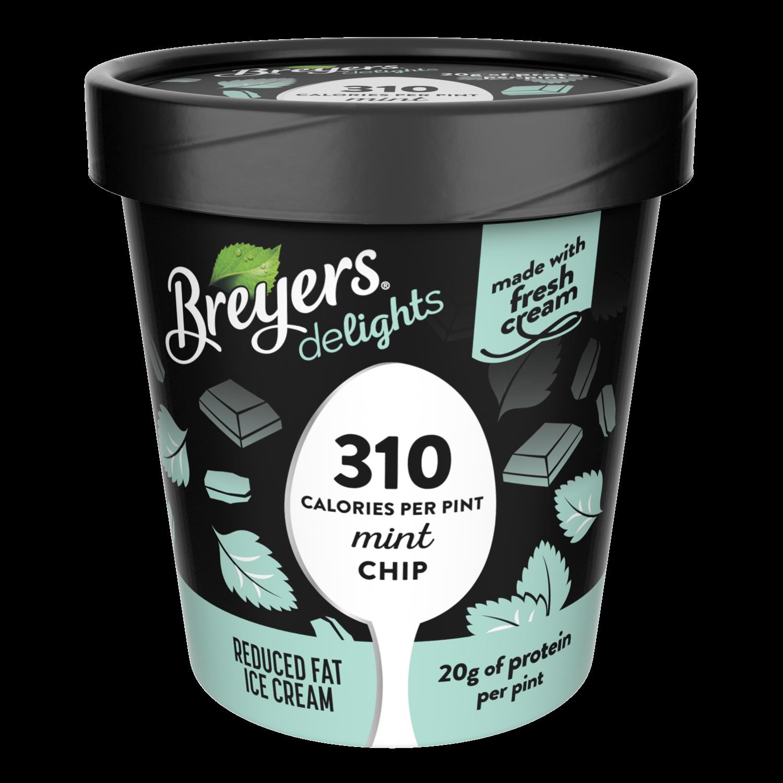 Breyers® Delights Mint Chip