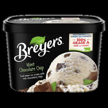 Breyers® Mint Chocolate Chip
