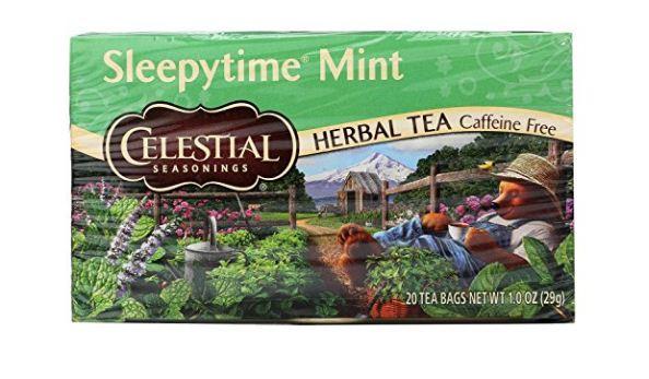 Celestial Seasonings® Sleepytime® Mint Tea