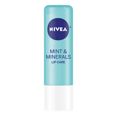 NIVEA Mint & Minerals Refreshing Lip Care