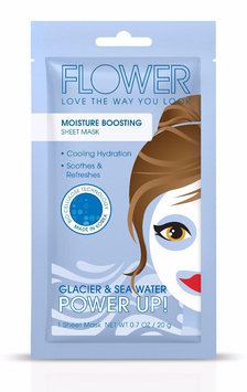 FLOWER Beauty Power Up! Moisture Boosting Sheet Mask