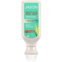 JĀSÖN Moisturizing 84% Aloe Vera Conditioner (IASC Certified) Intensive Moisture for Dry Hair