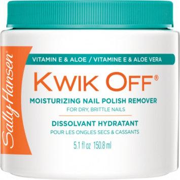 Sally Hansen® Kwik Off Moisturizing Nail Polish Remover