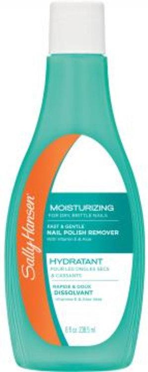 Sally Hansen® Moisturizing Nail Polish Remover