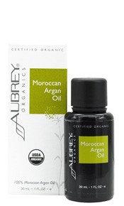 Aubrey Organics Moroccan Argan Oil