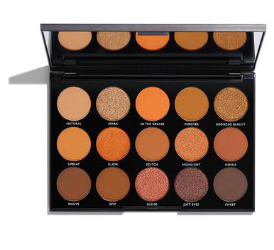 Morphe 15D Day Slayer Eyeshadow Palette